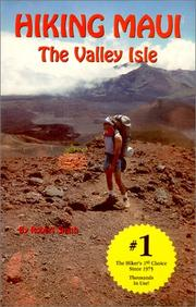 Cover of: Hiking Maui, The Valley Isle