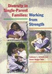 Cover of: Diversity in Single-Parent Families