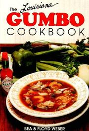 Cover of: Louisiana Gumbo Cookbook