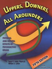 Cover of: Uppers, Downers, All Arounders, Fifth Edition