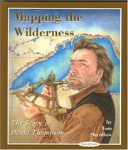 Cover of: Mapping The Wilderness