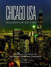 Cover of: Chicago USA