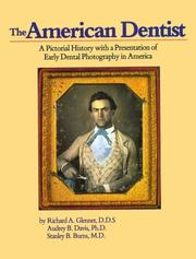 Cover of: American Dentist