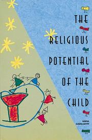 Cover of: The Religious Potential of the Child