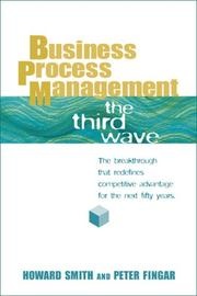 Cover of: Business Process Management