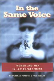 Cover of: In the Same Voice