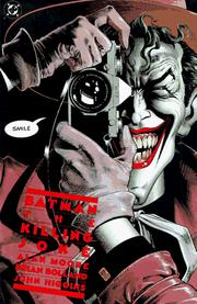 Cover of: Batman: The Killing Joke