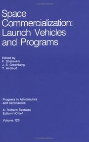 Cover of: Space Commercialization
