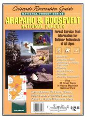 Cover of: Arapaho & Roosevelt National Forest Recreation Guide (National Forest Series)