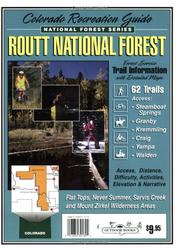Cover of: Routt National Forest (National forest series)