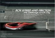 Cover of: 3CN Speed And Friction