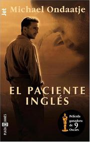 Cover of: El paciente ingles (Los Jet De Plaza & Janes, 329)