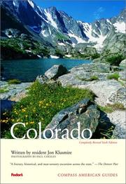 Cover of: Compass American Guides