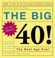 Cover of: The Big 40!