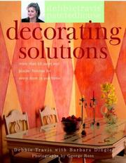 Cover of: Debbie Travis' Decorating Solutions