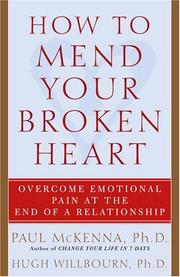 Cover of: How to Mend Your Broken Heart