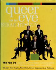 Cover of: Queer Eye for the Straight Guy
