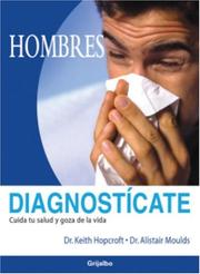 Cover of: Diagnostícate-- Hombres