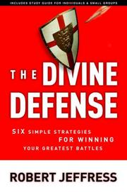 Cover of: The Divine Defense