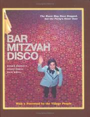 Cover of: Bar Mitzvah Disco