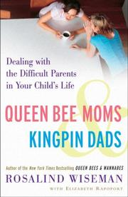 Cover of: Queen Bee Moms & Kingpin Dads