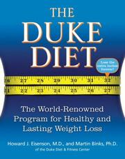 Cover of: The Duke Diet