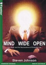 Cover of: Mind Wide Open