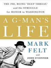 Cover of: A G-Man's Life