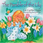 Cover of: The Parable Of The Lily Board Book