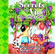 Cover of: Secrets of the Vine for Little Ones