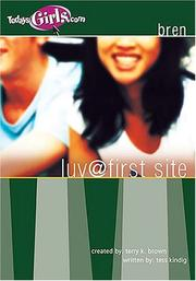 Cover of: Luv @ First Site (TodaysGirls.com #5) (Repack)