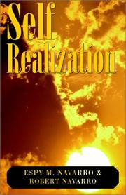 Cover of: Self Realization