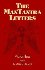 Cover of: The ManTantra Letters