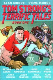 Cover of: Tom Strong's Terrific Tales: Book One (Tom Strong)