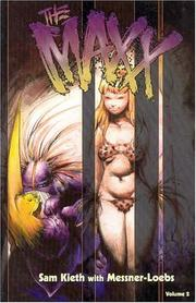 Cover of: The Maxx - Volume 2