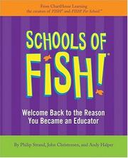 Cover of: SCHOOLS OF FISH! (Fish!)
