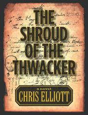 Cover of: SHROUD OF THE THWACKER, THE