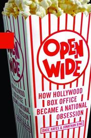 Cover of: OPEN WIDE