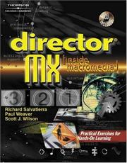 Cover of: Director MX (Inside Macromedia Series) (Inside Macromedia)