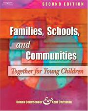 Cover of: Families, Schools, and Communities