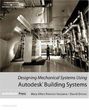 Cover of: Designing Mechanical Systems Using Autodesk Building Systems (Autodesk Architectural Desktop)