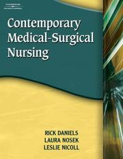 Cover of: Contemporary Medical-Surgical Nursing