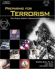 Cover of: Preparing for Terrorism