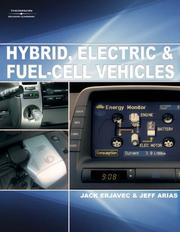 Cover of: Hybrid, Electric and Fuel-Cell Vehicles