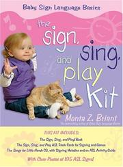 "Cover of: The ""Sign, Sing, and Play"" Kit (Baby Sign Language Basics)"