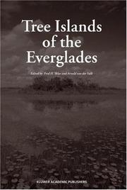 Cover of: Tree islands of the Everglades