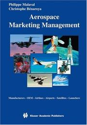 Cover of: Aerospace Marketing Management