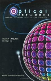 Cover of: Optical Networks