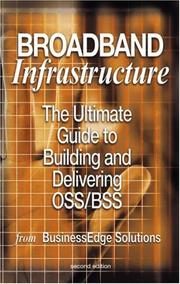 Cover of: Broadband Infrastructure