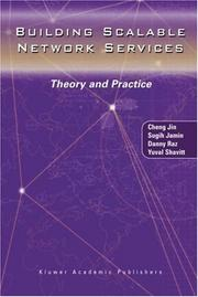 Cover of: Building Scalable Network Services
